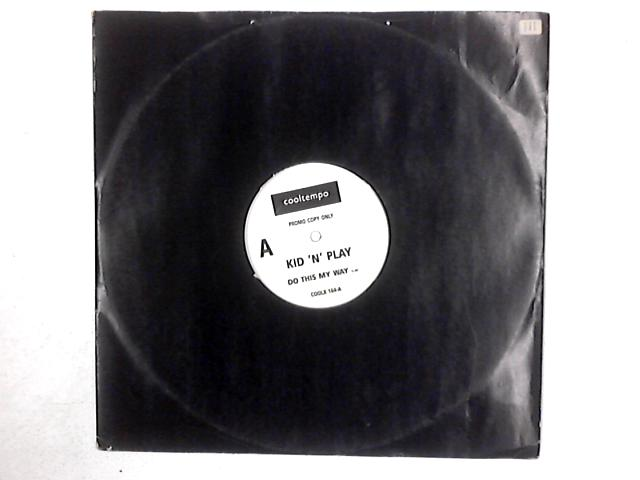 Do This My Way 12in PROMO COPY By Kid 'N' Play