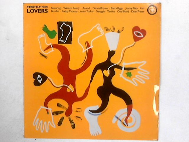Reggae Greats - Strictly For Lovers LP COMP By Various
