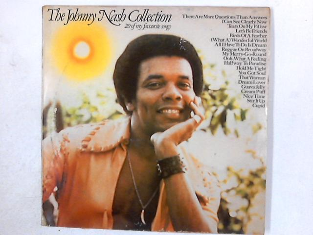 The Johnny Nash Collection - 20 Of My Favourite Songs LP COMP By Johnny Nash