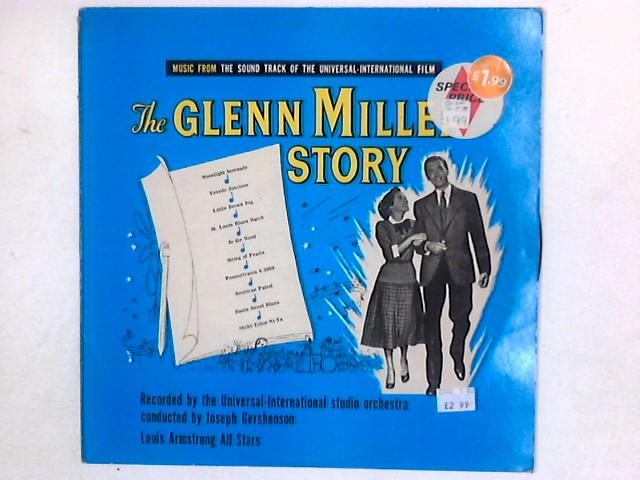 The Glenn Miller Story LP By The Universal-International Orchestra