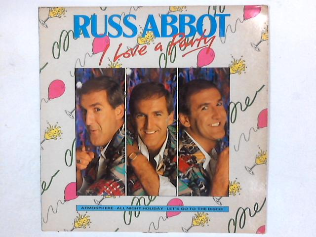 I Love A Party LP By Russ Abbot