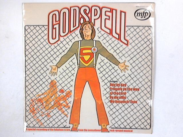 """Godspell LP By """"Godspell"""" Original Cast"""