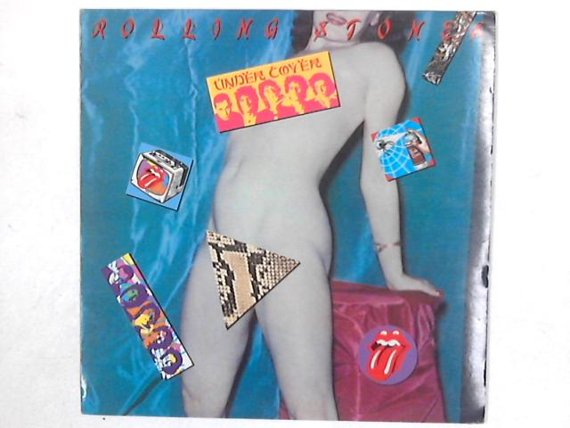 Undercover LP By The Rolling Stones