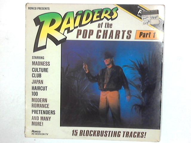 Raiders Of The Pop Charts - Part 1 LP COMP By Various