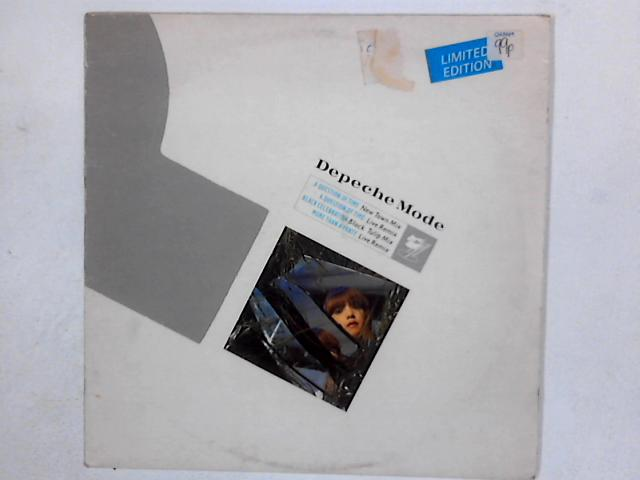 A Question Of Time (New Town Mix) 12in By Depeche Mode