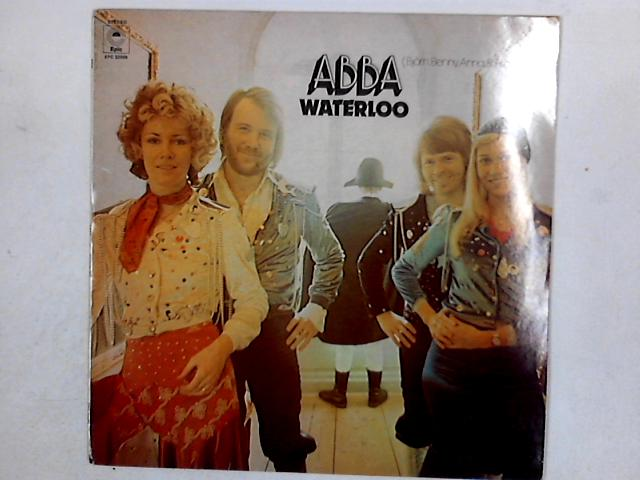 Waterloo LP By ABBA