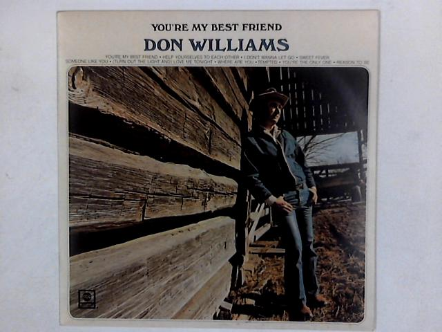 You're My Best Friend LP By Don Williams