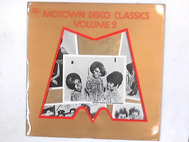 Motown Disco Classics Volume 2 LP COMP By Various