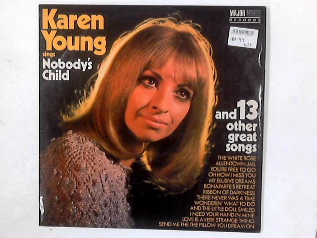 Nobody's Child And 13 Other Great Songs LP By Karen Young (2)
