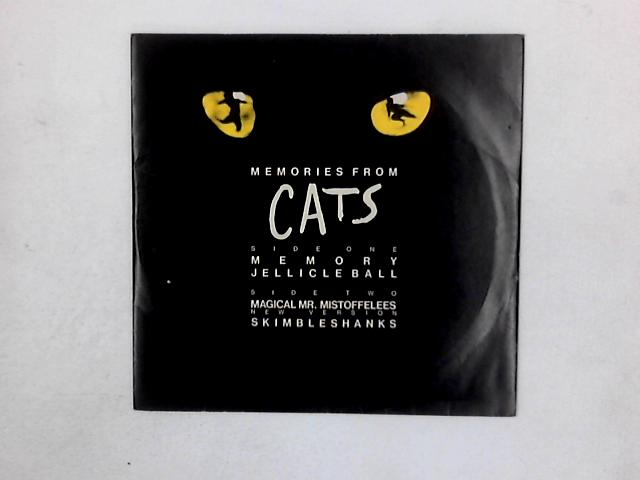 Memories From Cats EP 10in By Andrew Lloyd Webber