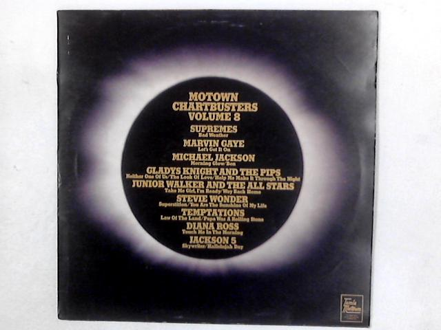 Motown Chartbusters Vol. 8 LP COMP By Various