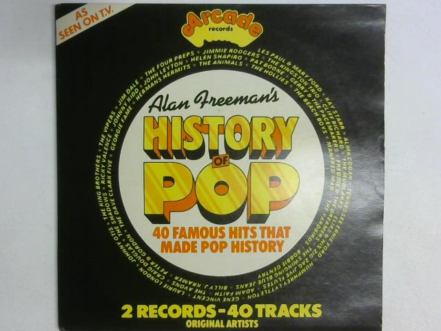 Alan Freeman's History Of Pop 2x LP Comp By Various