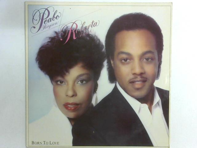 Born To Love LP By Peabo Bryson & Roberta Flack