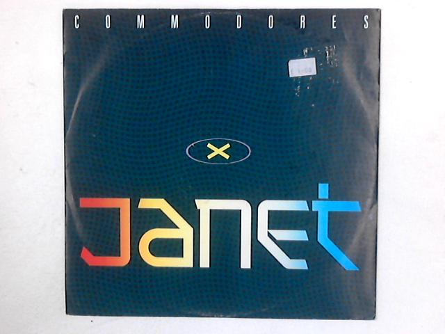 Janet 12in By Commodores