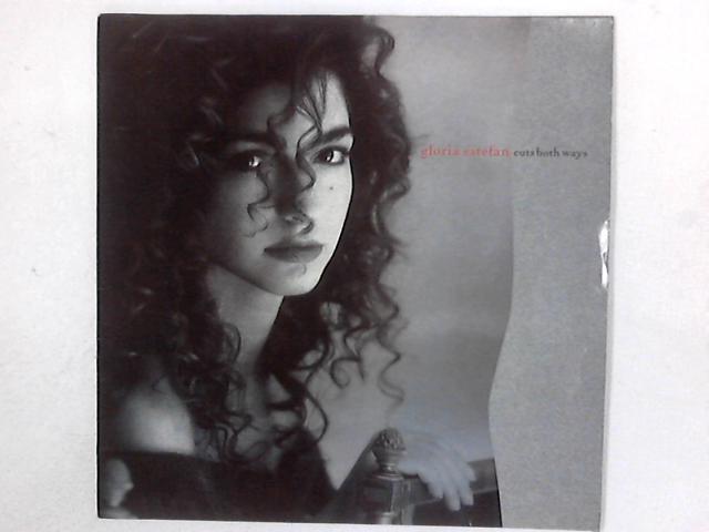 Cuts Both Ways LP with PRINTED INNER SLEEVE By Gloria Estefan