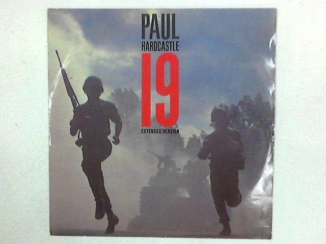 19 (Extended Version) 12in Single By Paul Hardcastle