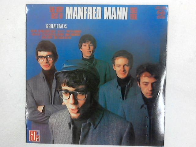 The Very Best Of Manfred Mann 1963-1966 LP COMP By Manfred Mann