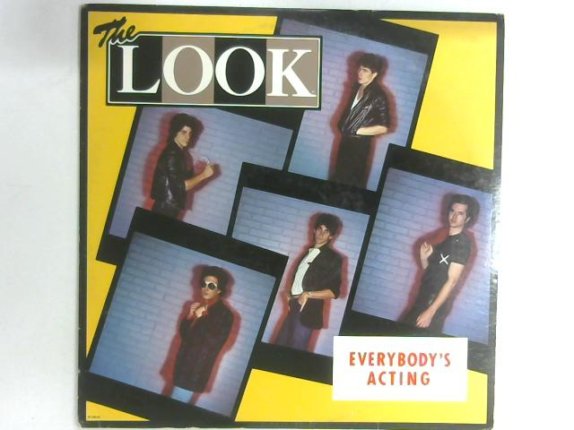 Everybody's Acting LP By The Look (4)
