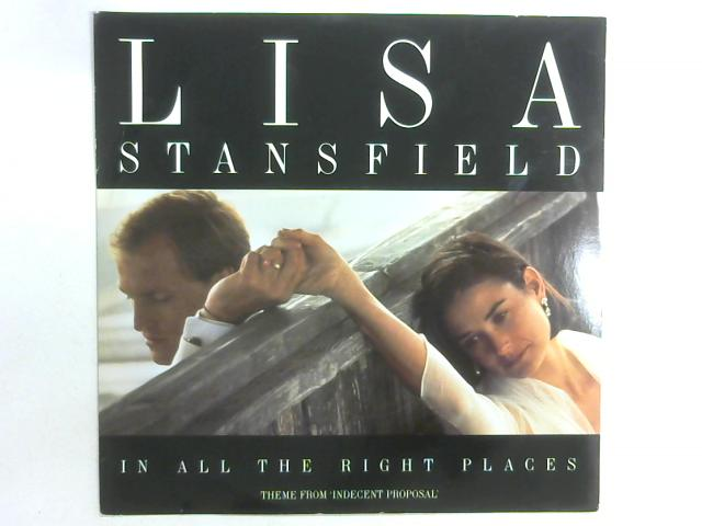 In All The Right Places 12in By Lisa Stansfield