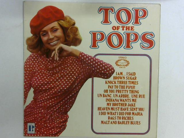 Top Of The Pops Vol. 17 LP By Unknown Artist
