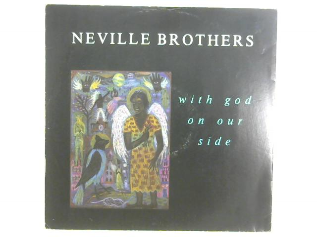 With God On Our Side 12in By The Neville Brothers