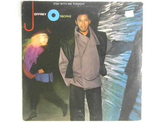 Stay With Me Tonight LP By Jeffrey Osborne