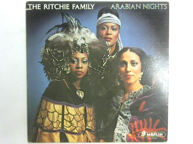 Arabian Nights LP By The Ritchie Family