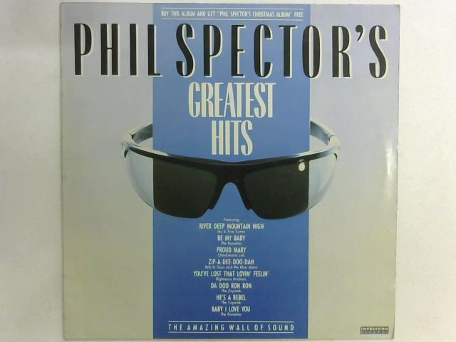 Phil Spector's Greatest Hits Comp By Various