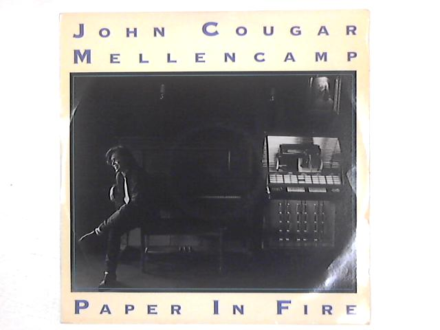Paper In Fire 12in By John Cougar Mellencamp