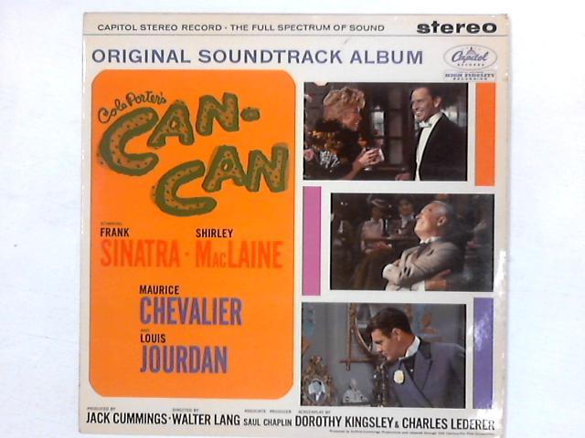 Cole Porter's Can-Can (Original Soundtrack Album) LP By Cole Porter