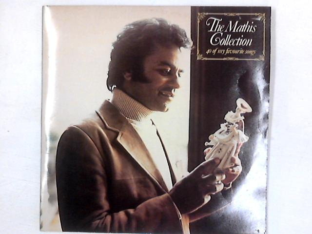 The Mathis Collection 2xLP COMP By Johnny Mathis