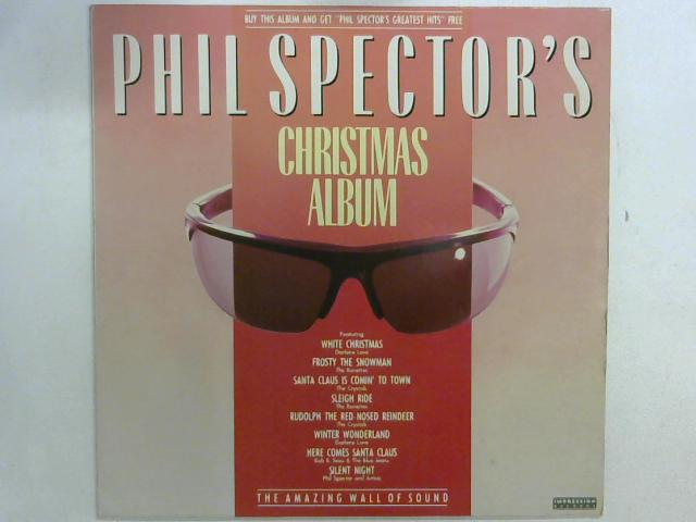 Phil Spector's Christmas Album LP By Phil Spector