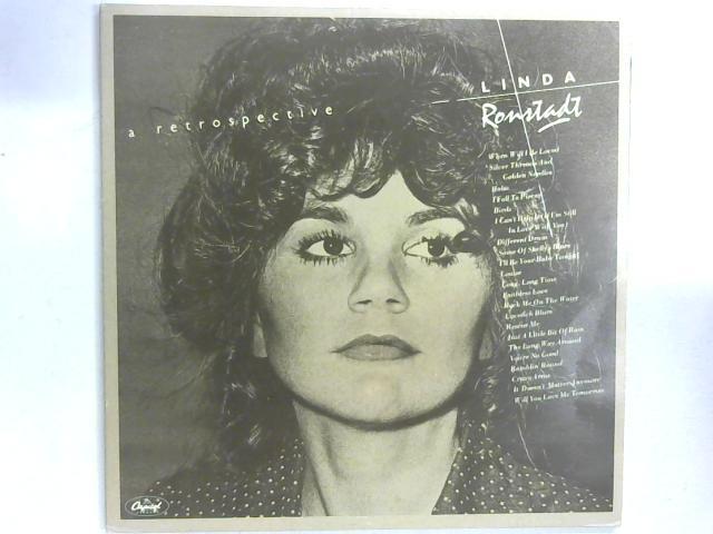 A Retrospective 2x LP Comp By Linda Ronstadt