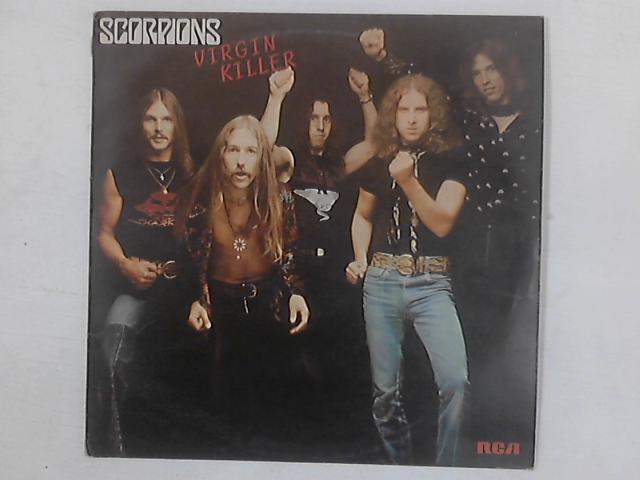 Virgin Killer LP By Scorpions