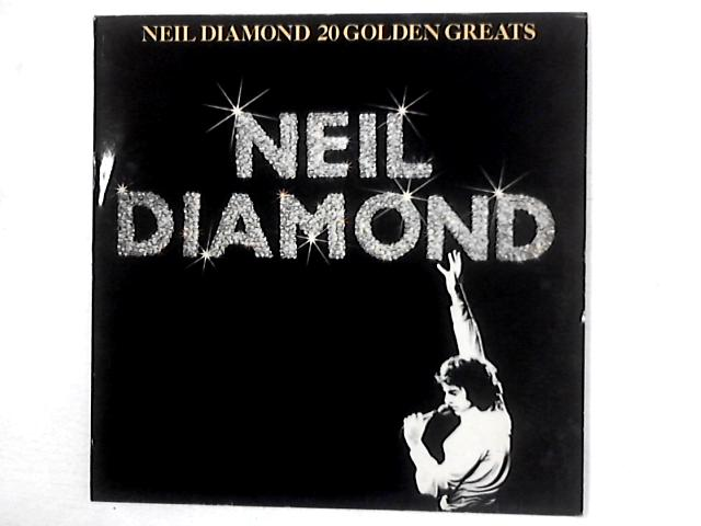 20 Golden Greats LP COMP Milky Vinyl By Neil Diamond