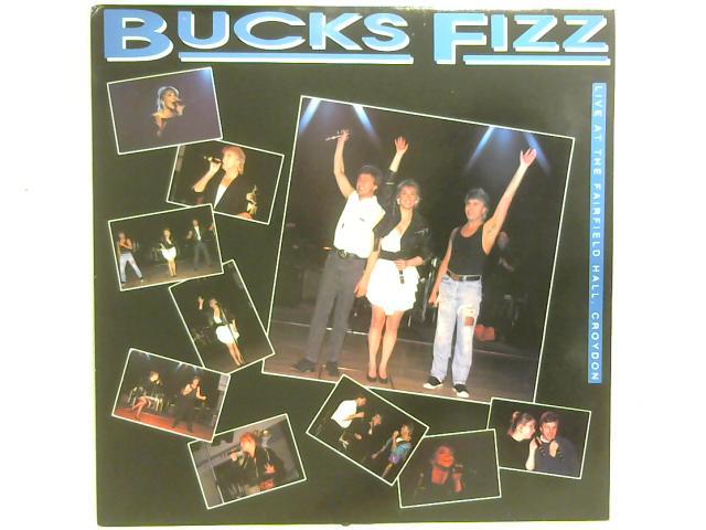 Live At The Fairfield Hall, Croydon LP By Bucks Fizz