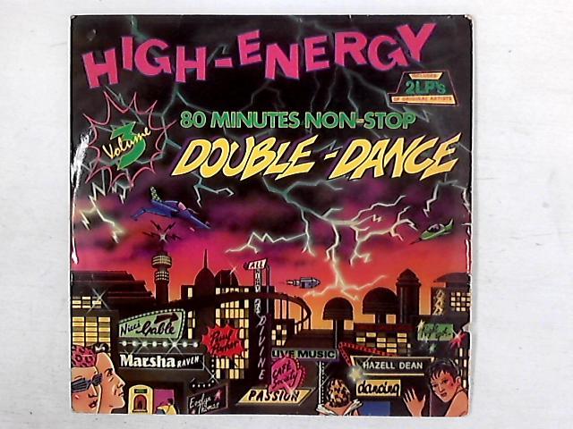 High-Energy Double-Dance Vol. 3 2xLP COMP By Various