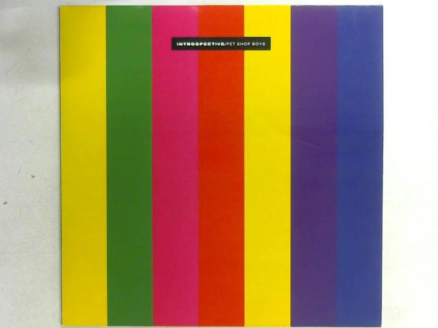 Introspective LP By Pet Shop Boys