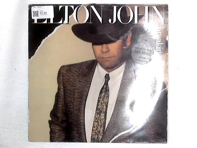 Breaking Hearts LP By Elton John