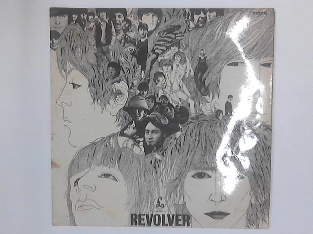 Revolver LP MONO By The Beatles