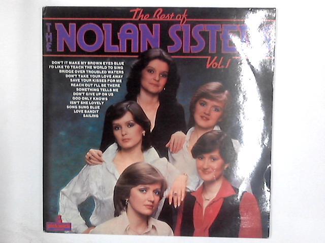 The Best Of The Nolan Sisters Vol. 1 LP COMP By The Nolans