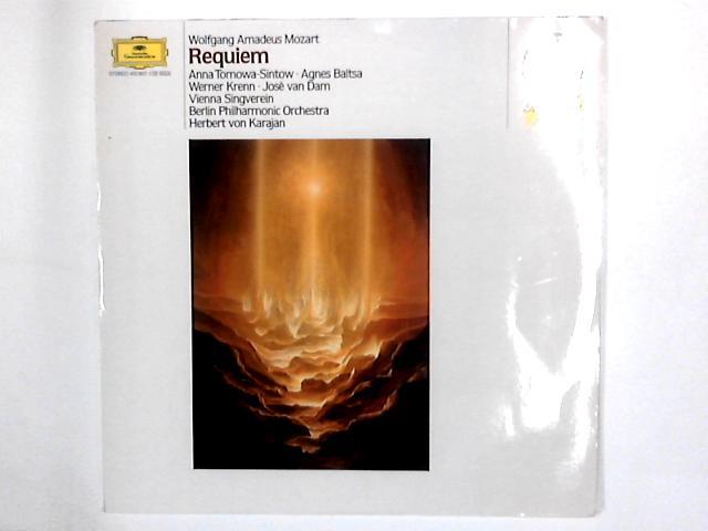 Requiem LP By Anna Tomowa-Sintow