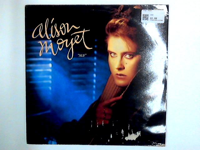 Alf LP with PRINTED INNER SLEEVE By Alison Moyet