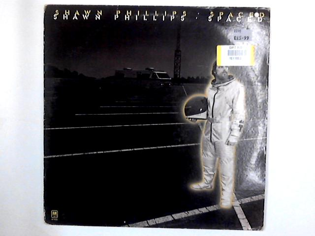 Spaced LP PROMOTIONAL COPY By Shawn Phillips (2)