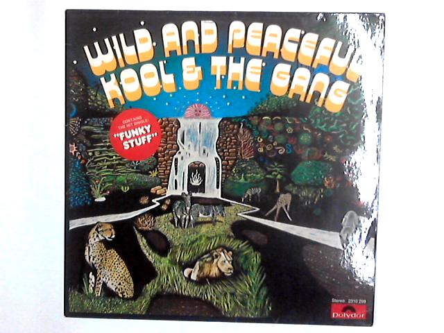 Wild And Peaceful LP By Kool & The Gang