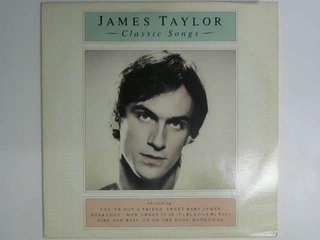 Classic Songs Comp By James Taylor