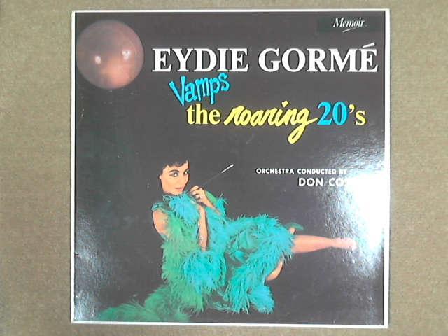 Vamps The Roaring 20's LP (MOIR 103) by Eydie Gorme