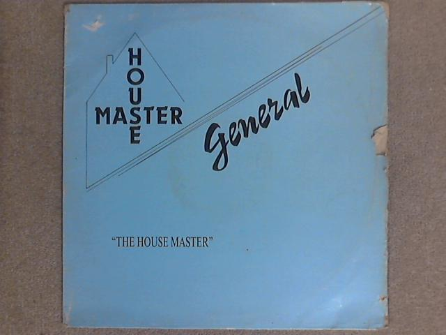 """House Master General 12"""" (F/R 0001) by House Master General"""