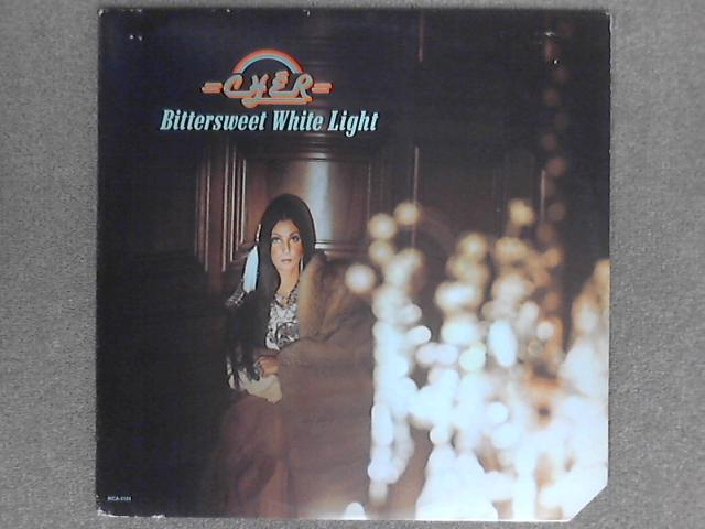 Bittersweet White Light LP (MCA 2101) by Chér