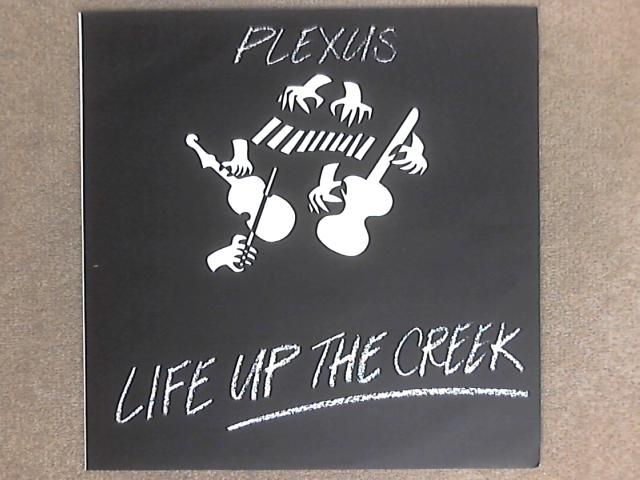 Life Up The Creek LP SIGNED (HD 004) by Plexus